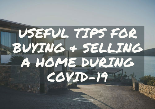Useful Tips for Buying and Selling A Home During Covid-19 in Brantford and St. Thomas, Ontario